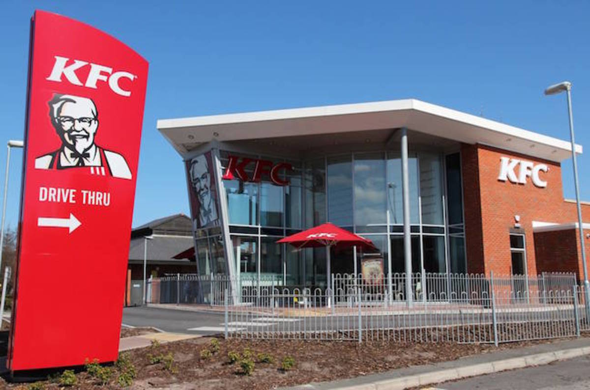 KFC: Enemy of waistlines, AI, arteries and logistics software