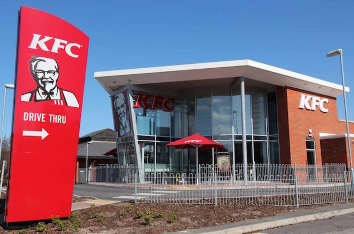 KFC: Enemy of waistlines, AI, arteries and logistics software