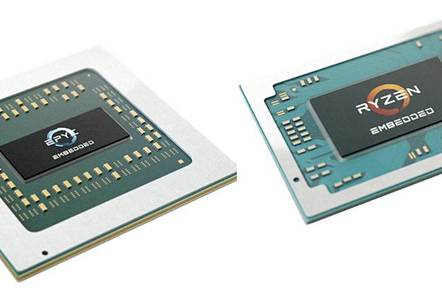 A bit of intel on AMD's embedded Epyc and Ryzen processors