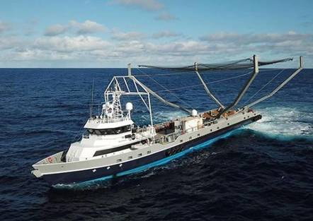 spacex boat