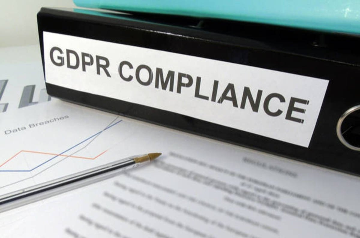 So the suits swanned off to GDPR events leaving you at the coalface? It's really more IT's problem