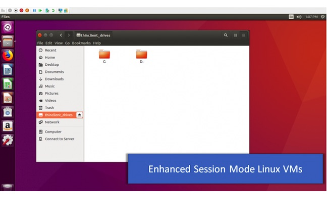 Microsoft to make Ubuntu a first-class guest under Hyper-V • The