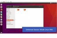 Ubunutu Enhanced Session Mode under Hyper-V