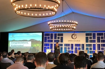 Chen Goldberg, director of engineering at Google Cloud