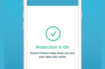 Onavo screenshot