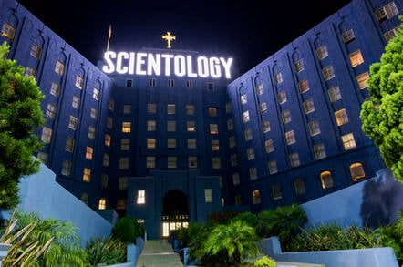 Scientology Church, LA
