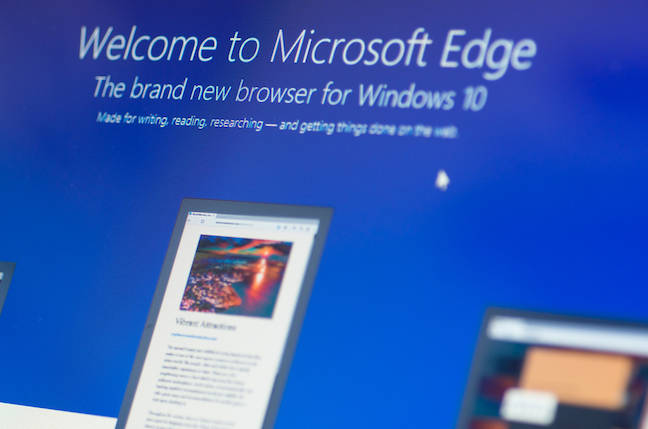 Windows 10 to force you to use Edge, even if it isn't default browser
