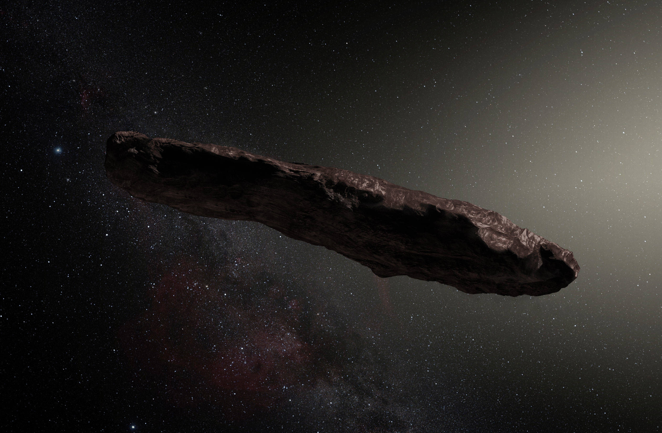 'Oumuamua came from a two-star system, astronomers find