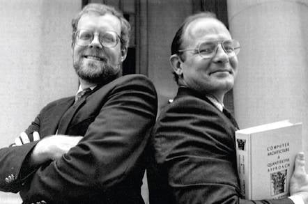 John L. Hennessy and David A. Patterson