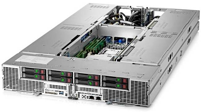 HPE burns offering to Apollo 6500, unleashes cranked deep