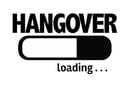 Hangover progress bar