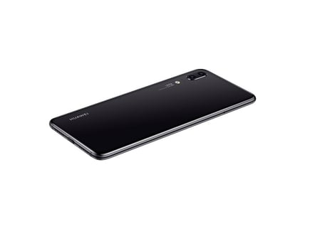 Huawei p20 in black