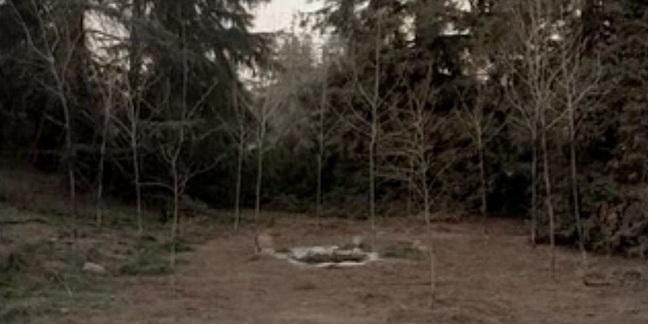 Glastonbury Grove from Twin Peaks