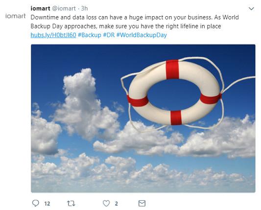 Brit cloud slinger iomart goes TITSUP, knackers Virgin