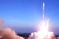 SpaceX Iridium 5