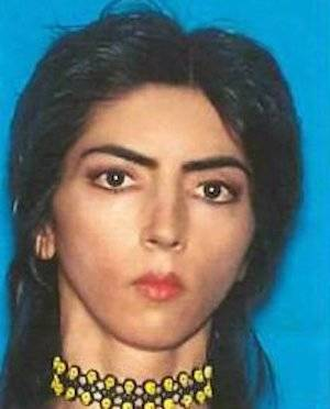 Police handout of Nasim Najafi Aghdam