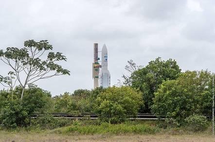 Ariane 5 (pic: Arianespace)