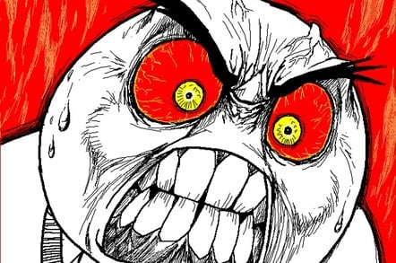 4chan-derived rage memery
