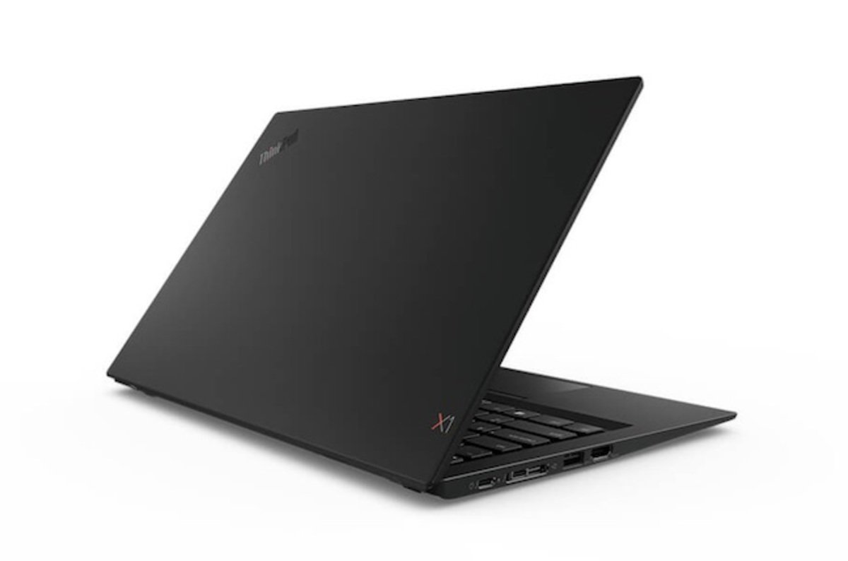 2018's Lenovo ThinkPad X1 Carbon laptop is a lovely lappie • The Register