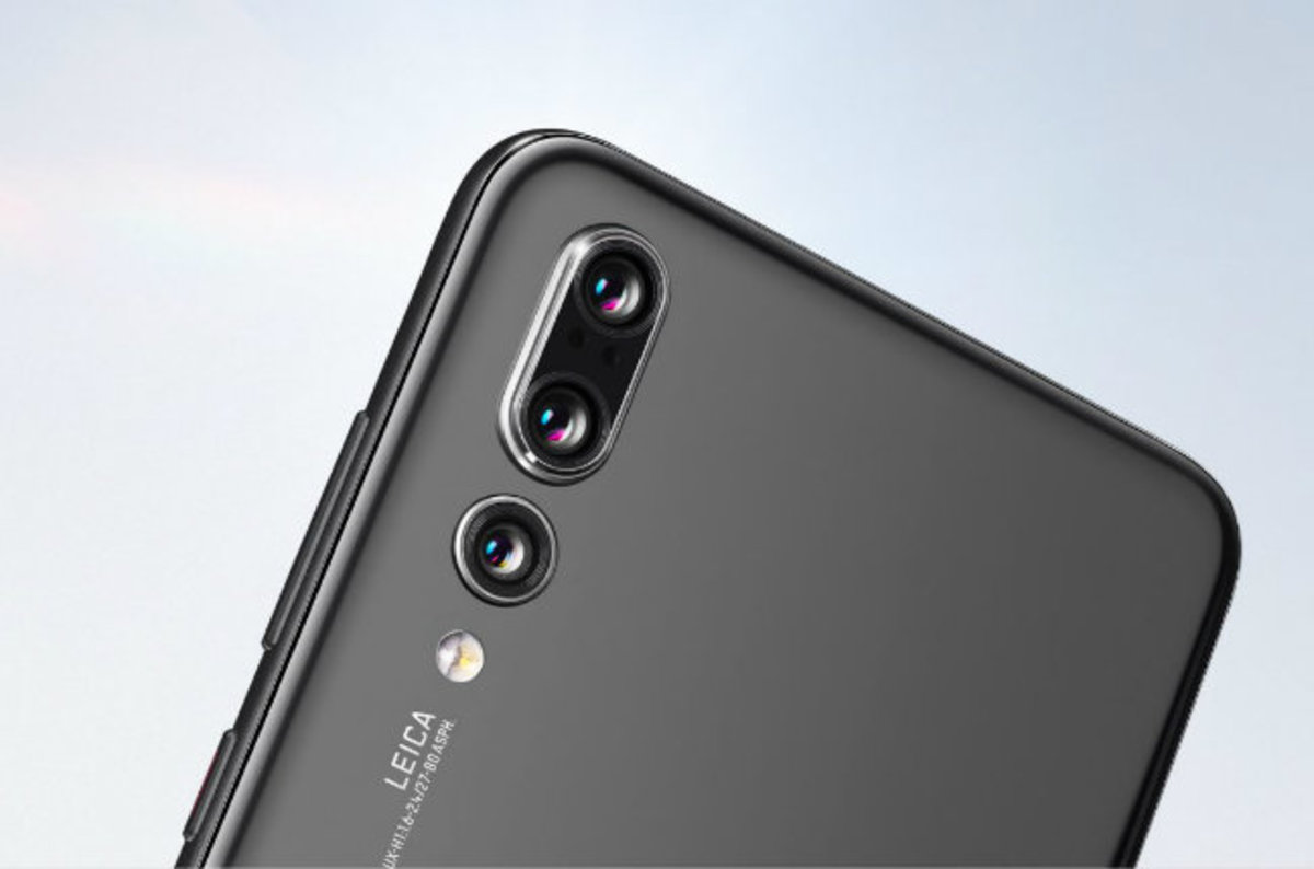 Huawei P20 Pro Triple Lens Shooter Promises The Earth