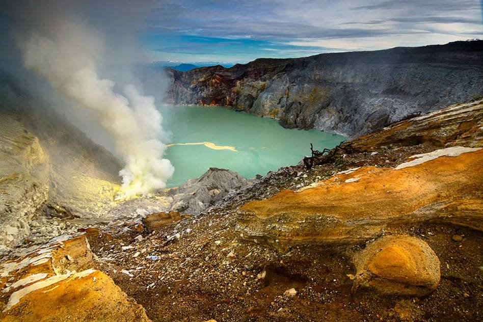 how life started on earth  sulfur dioxide builds up  volcanoes blow  job done  u2013 boffins  u2022 the
