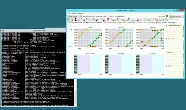 pelican GUI microsoft