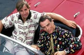 Promotional still from Quantum Leap, the TV series