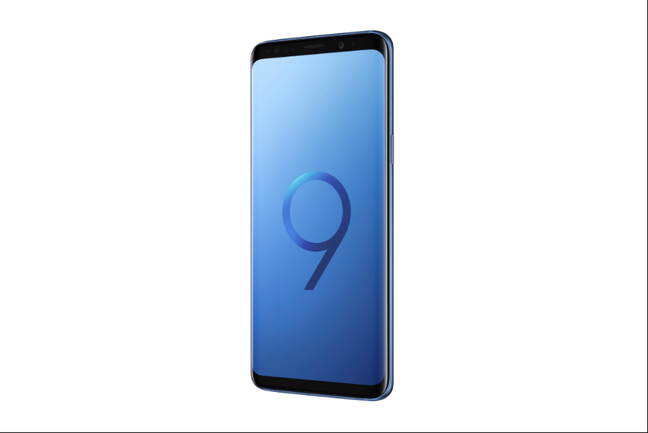 Samsung S9 Product Shot