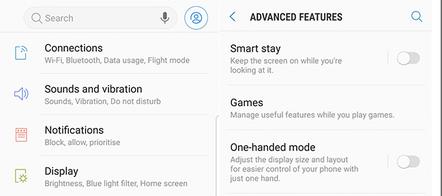 S9 Settings composite teaser