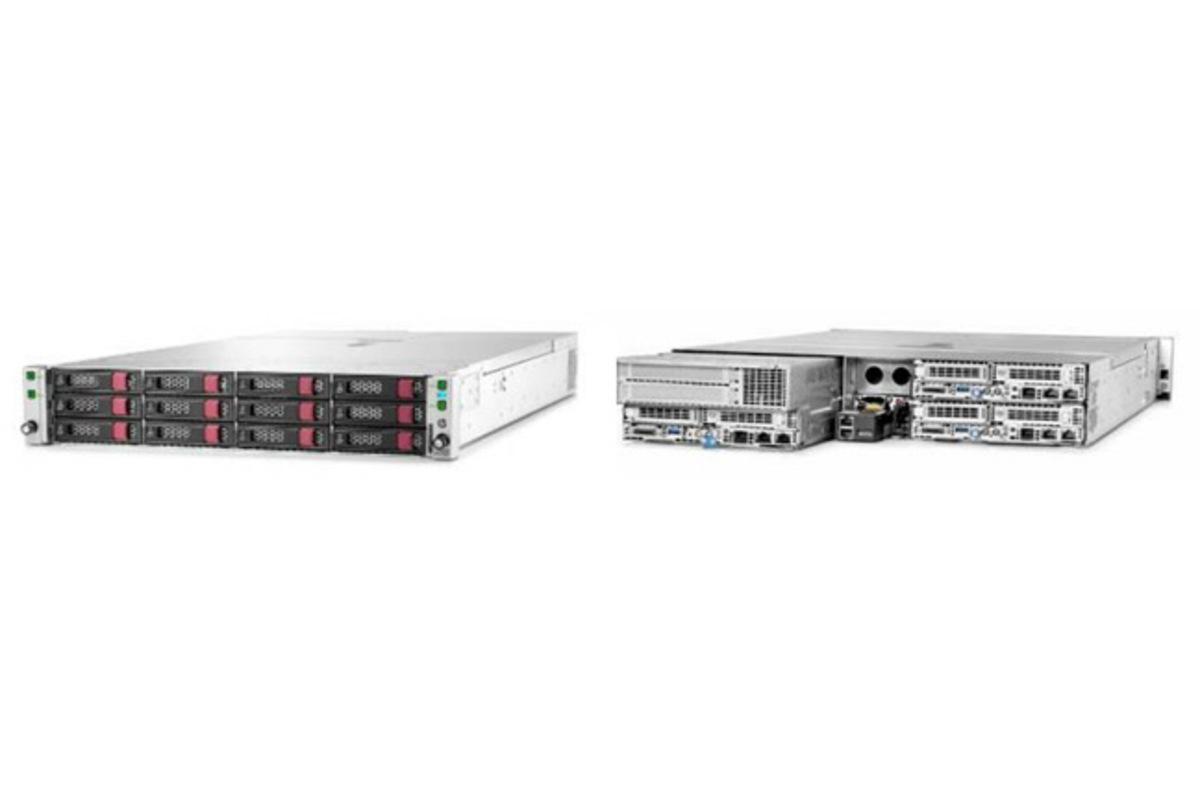 photo image HPE donates 3 mini-supercomputers to UK universities boning up on Arm