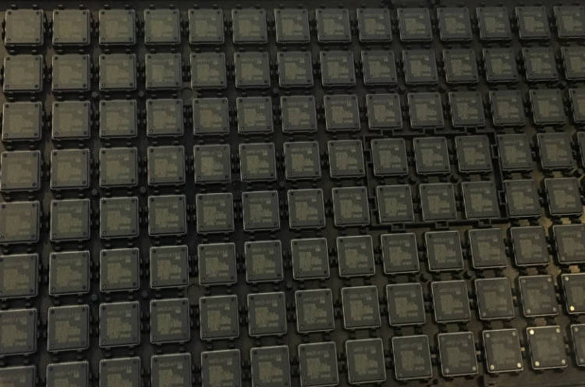 photo image Microsoft has designed an Arm Linux IoT cloud chip. Repeat, an Arm Linux IoT cloud chip