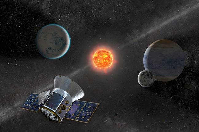 SpaceX to launch NASA spacecraft to look for alien planets