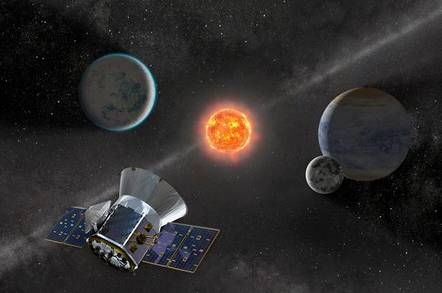 TESS (pic: NASA's Goddard Space Center / CI Lab)