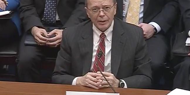 Acting IRS Commissioner David J. Kautter