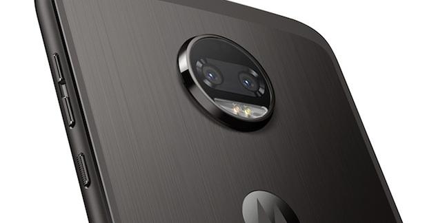 Motorola Z2 Force teaser