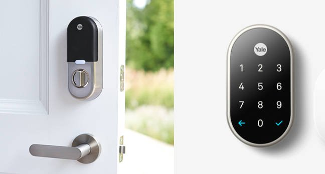 Time To Ditch The Front Door Key Nest S New Wireless Smart Lock Is