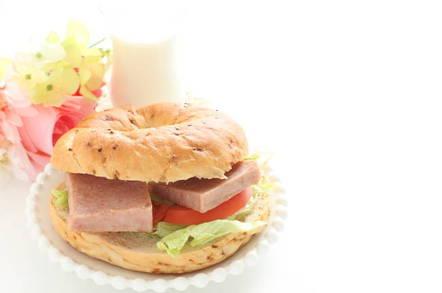 A spam sandwich