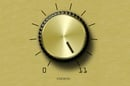 Spinal tap 11 volume knob