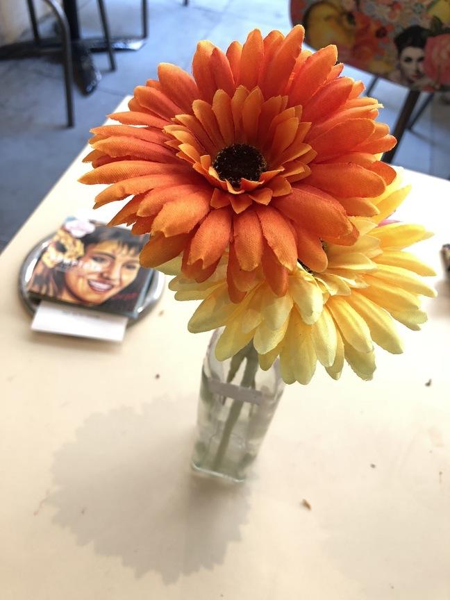 Pixel 2 Fake Sunflower