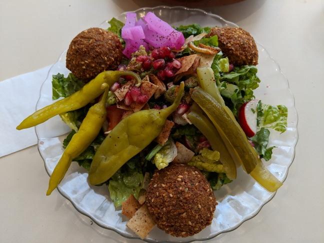 Google Pixel 2 Salad