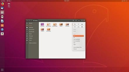 Ubuntu 1804 client side