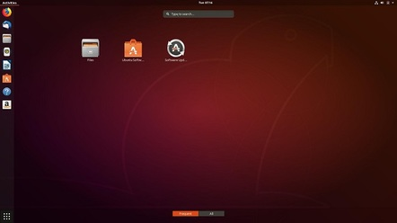 Ubuntu 1804 gnome ui