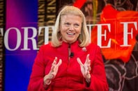 Ginni Rometty, IBM CEO