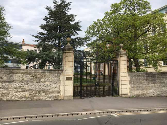 Sir Stanley White Gate photo Marc Ambasna Jones