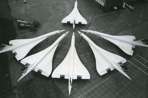 Take-off crash 'n' burn didn't kill the Concorde, it was