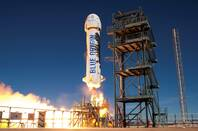 New Shepard Launch (pic: Blue Origin)