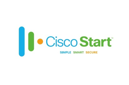Cisco Start Logo