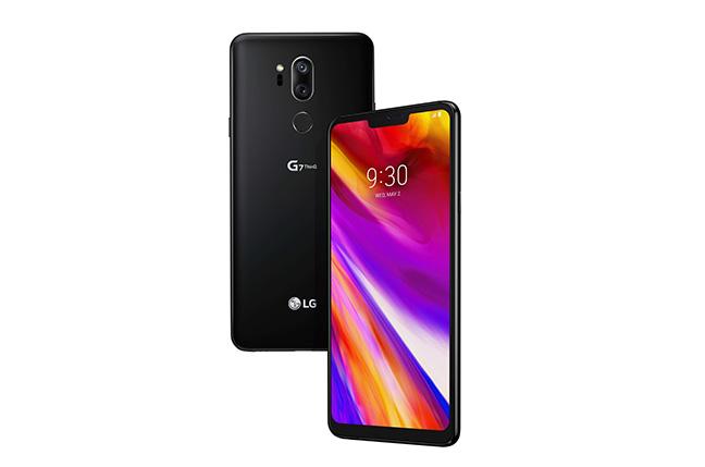 LG G7 black pair