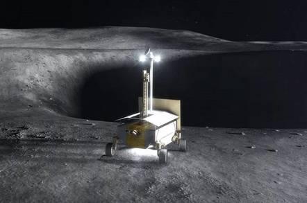 Lunar Resource Prospector (pic: NASA)