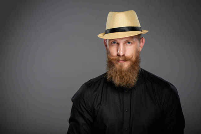 Hats for men with beards dating
